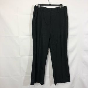 Burberry Black Office Dress Pants Size 10